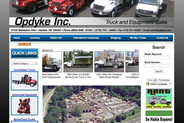 Opkykes Trucks